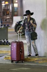 ANNA KENDRICK Arrives at Miami Airport 07/09/2018