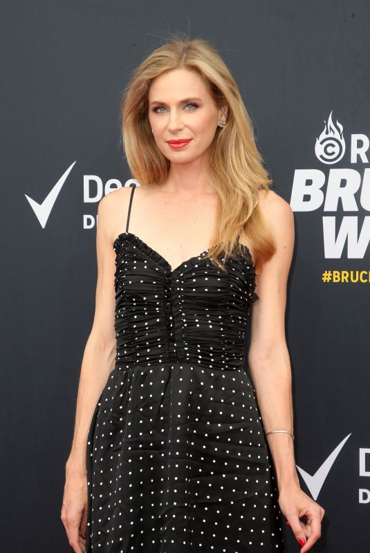 ANNE DUDEK at Comedy Central Roast of Bruce Willis in Los Angeles 07/14/2018
