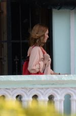 ANNE HATHAWAY on the Set of The Last Thing He Wanted in Puerto Rico 07/06/2018
