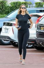 APRIL LOVE GEARY at Cross Creek Shopping Center in Malibu 07/28/2018