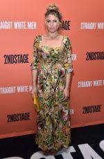 ARI GRAYNOR at Straight White Men Broadway Play Opening Night in New York 07/23/2018