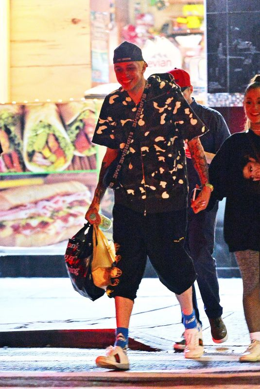 ARIANA GRANDE and Pete Davidson Out in New York 07/16/2018