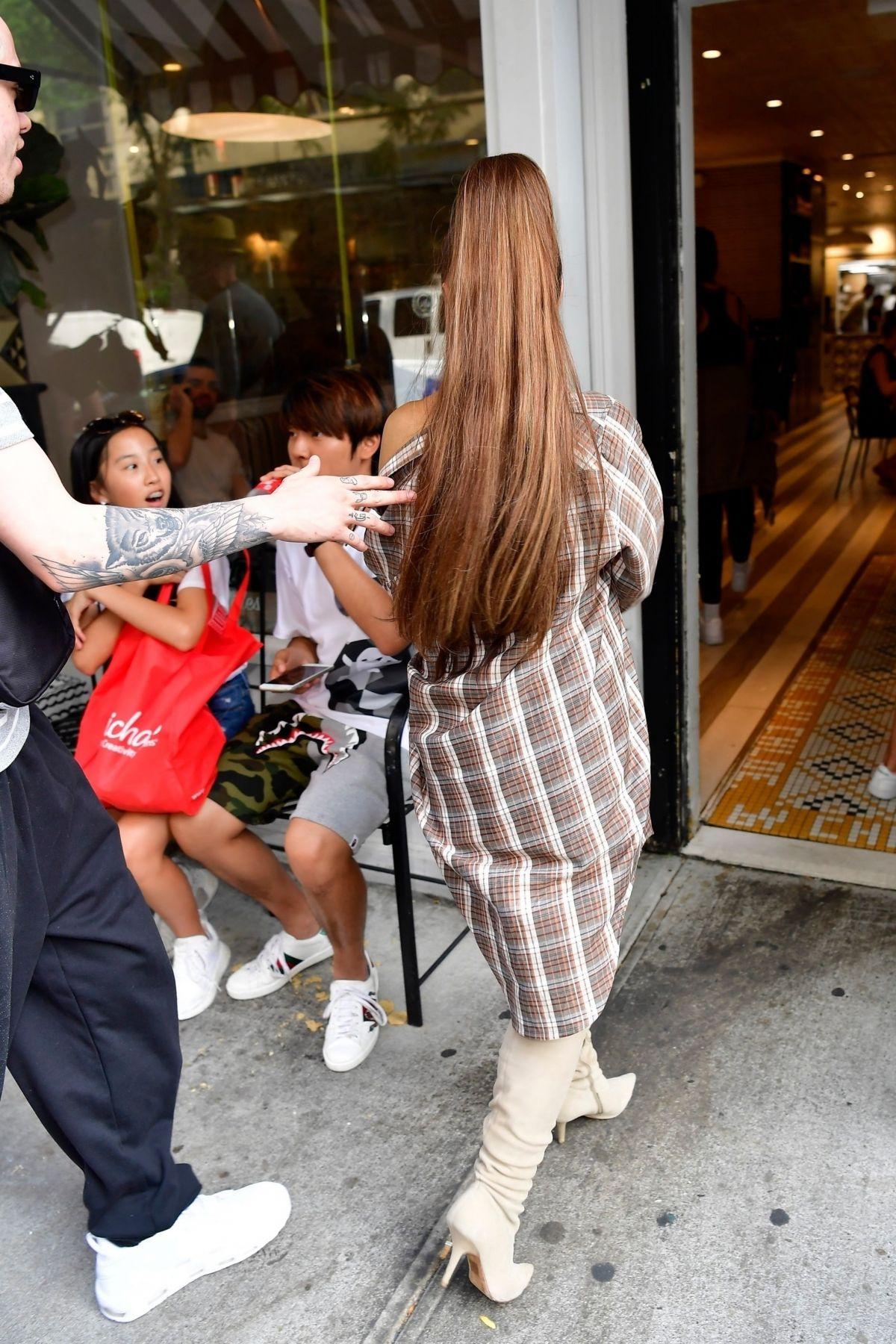 Ariana Grande and Pete Davidson - Shopping at Barneys New