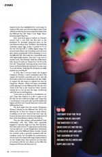 ARIANA GRANDE in Think Magazine, July 2018