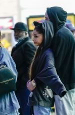 ARIANA GRANDE Out in New York 07/06/2018