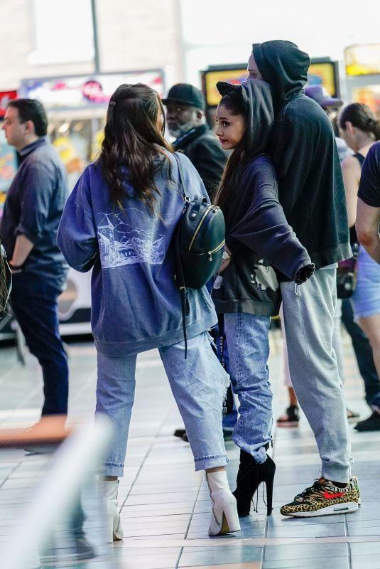 Ariana Grande and Reebok Team Up CSGA