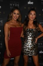 ARIANNY CELESTE and BRITTNY PALMER Host a Fight Week Party in Las Vegas 06/07/2018