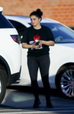 ARIEL WINTER Out and About in Los Angeles 07/02/2018