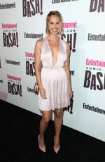 ARIELLE KEBBEL at Entertainment Weekly Party at Comic-con in San Diego 07/21/2018