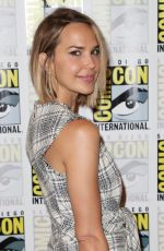 ARIELLE KEBBEL at Midnigt Texas Photocall at Comic-con 2018 in San Diego 07/21/2018