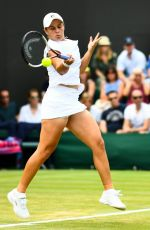 ASHLEIGH BARTY at Wimbledon Tennis Championships in London 07/05/2018