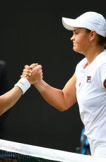 ASHLEIGH BARTY at Wimbledon Tennis Championships in London 07/05/2018