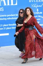 ASHLEY GRAHAM Out and About in Paris 07/02/2018
