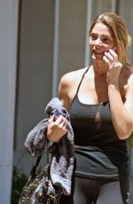 ASHLEY GREENE Out and About in Los Angeles 07/02/2018