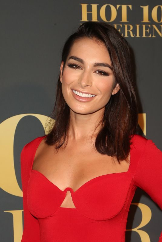 ASHLEY IACONETTI at Maxim Hot 100 Experience in Los Angeles 07/21/2018