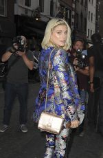 ASHLEY JAMES at Huawei x Mr Hyde A Phone Break Up Party in London 07/18/2018