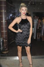 ASHLEY JAMES at Magnum VIP Launch Party in London 07/05/2018