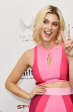 ASHLEY JAMES at Spice Girls Exhibition VIP Launch in London 07/27/2018