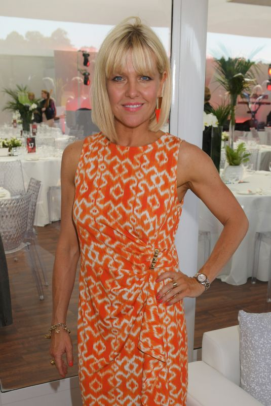 ASHLEY JENSEN at Audi Polo Challenge at Coworth Park Polo Club 07/01/2018