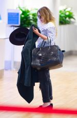 ASHLEY OLSEN at JFK Airport in New York 07/09/2018