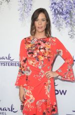 ASHLEY WILLIAMS at Hallmark Channel Summer TCA Party in Beverly Hills 07/27/2018