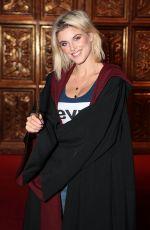 ASHLYE JAMES at Harry Potter Quiz Exclusive Launch in London 07/03/2018
