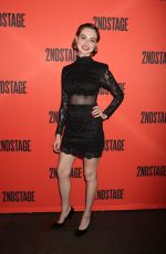 AUDREY CORSA at Mary Page Marlowe Off-Broadway Opening Night in New York 07/12/2018