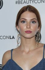 AUNSLEY ROSS at Los Angeles Beautycon Festival 07/14/2018