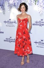 AUTUMN REESER at Hallmark Channel Summer TCA Party in Beverly Hills 07/27/2018