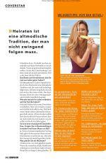 BAR REFAELI in Cosmopolitan Magazine, Germany August 2018