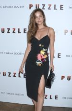 BARBARA PALVIN at Puzzle Screening in New York 07/24/2018