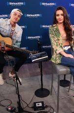 BEA MILLER at SiriusXM Studios in New York 06/21/2018