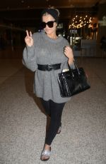 BEBE REXHA Arrives at Airport in Sydney 07/11/2018