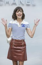 BELEN CHAVANNE at Chanel Show at Haute Couture Fashion Week in Paris 07/03/2018