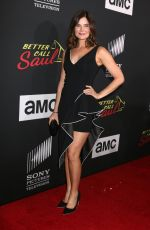 BETSY BRANDT at Better Call Saul Season 4 Premiere at Comic-con in San Diego 07/19/2018