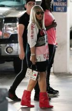 BLAC CHYNA Out and About in West Hollywood 07/16/2018
