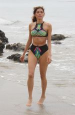 BLANCA BLANCO in Bikini at a Beach in Malibu 07/26/2018