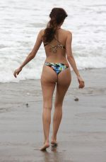 BLANCA BLANCO in Bikini on the Beach in Malibu 07/02/2018