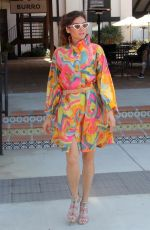 BLANCA BLANCO Out and About in Malibu 07/27/2018