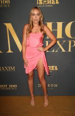 BRANDI CYRUS at Maxim Hot 100 Experience in Los Angeles 07/21/2018