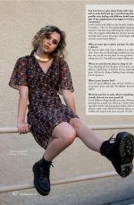 BREC BASSINGER in Alist-nation Magazine, July 2018