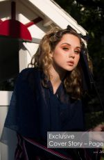BREC BASSINGER in Alist-nation Magazine, July 2018