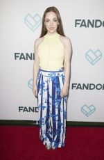 BRITTANY CURRAN at Fandom Party at Comic-con 2018 in San Diego 07/19/2018