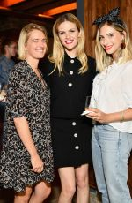 BROOKLYN DECKER at Finery App Launch Party in Culver City 07/11/2018