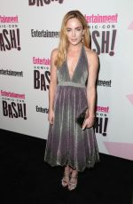 CAITY LOTZ at Entertainment Weekly Party at Comic-con in San Diego 07/21/2018