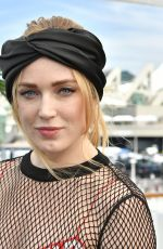 CAITY LOTZ at Variety Studio at Comic-con in San Diego 07/21/2018