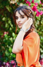 CAMILA CABELLO at Launch of Havana Makeup Collection with L