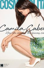 CAMILA CABELLO in Cosmopolitan Magazine, UK June 2018