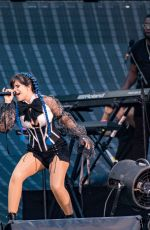 CAMILA CABELLO Performs at Metlife Stadium in East Rutherford 07/20/2018