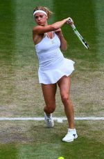 CAMILA GIORGI at Wimbledon Tennis Championships in London 07/10/2018